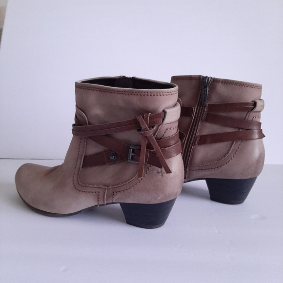 outlet store sale buying new affordable price tamaris Shoes | Wortmann Leather Booties | Poshmark